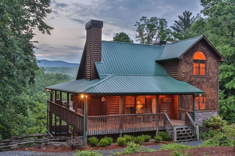 North-Georgia-cabins-for-rent