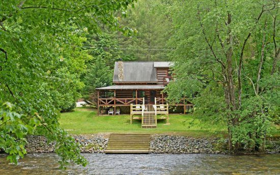 Waterfront Cabin Rentals